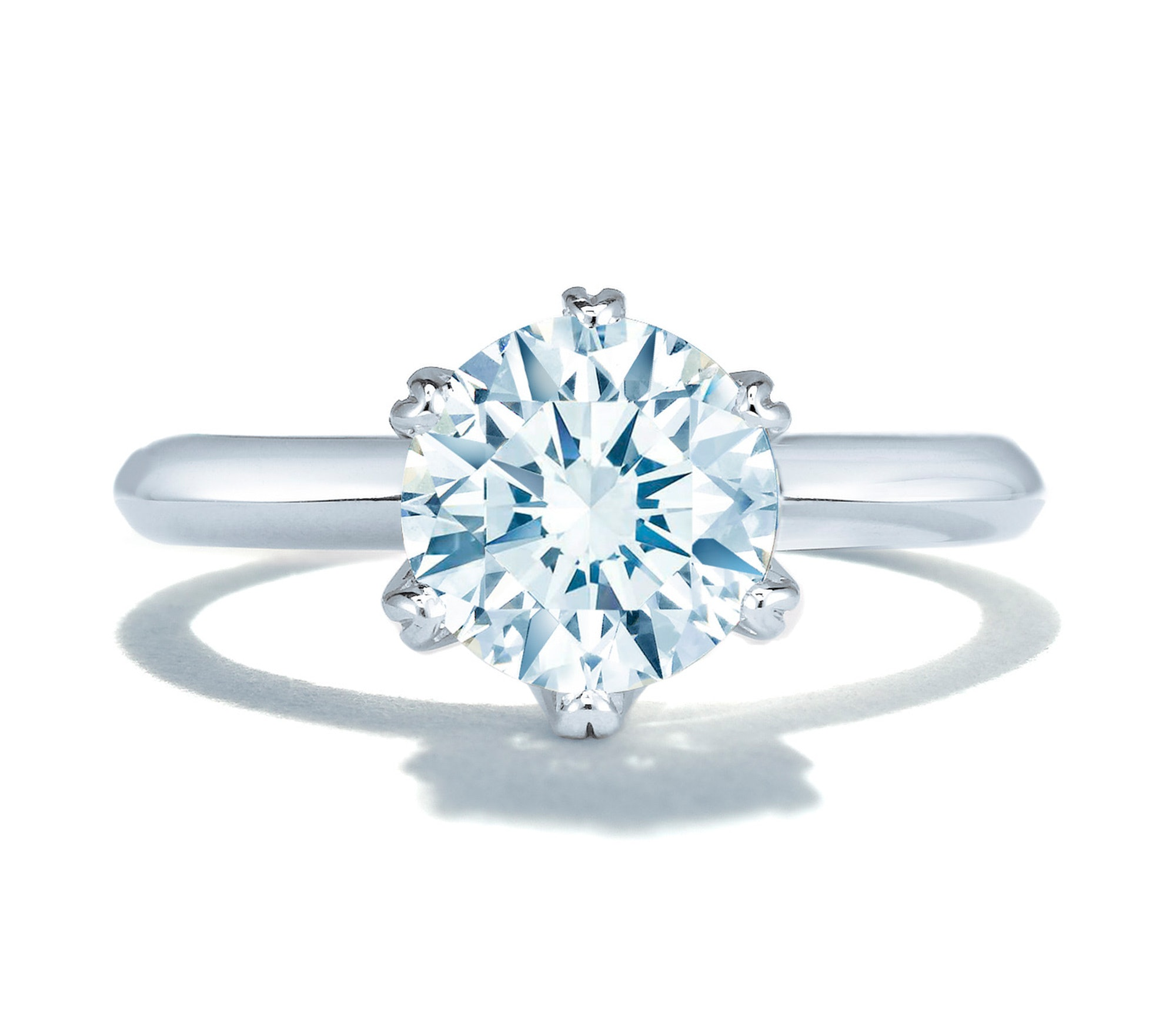 the engagement to romantique how put different claw perfect rings it setting ring find on a style